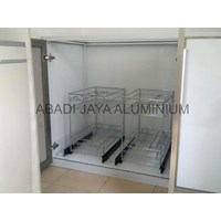 Dari Kitchen Set Aluminium 1