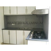 Dari Kitchen Set Aluminium 2