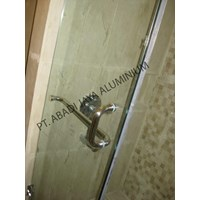 Shower Screen Kaca Tempered 1