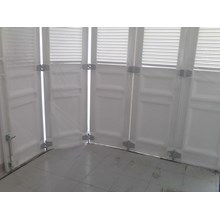 Komponen Pintu Garasi Lengkap