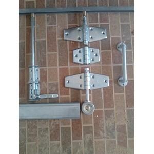 Hasil gambar untuk harga rel pintu garasi tikung