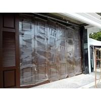 pintu besi garasi