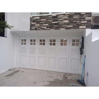 Garage Iron Door