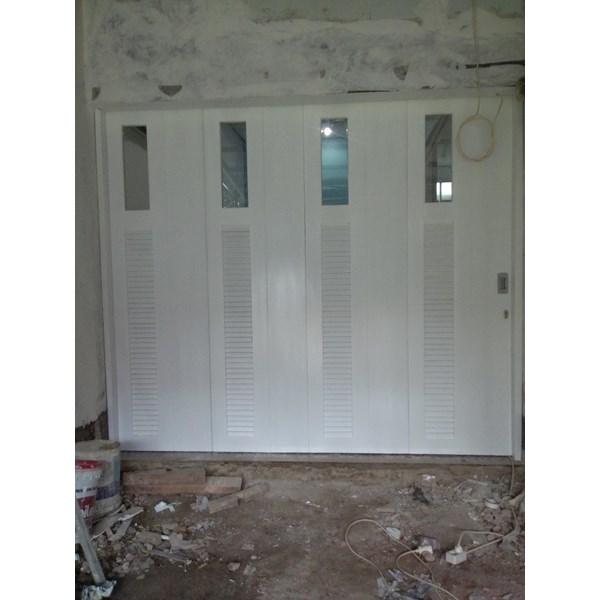 Pintu Garasi HISEN