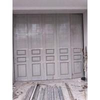 Distributor pintu garasi besi HISEN 3