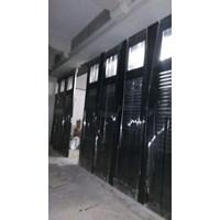 pintu garasi besi HISEN Murah 5