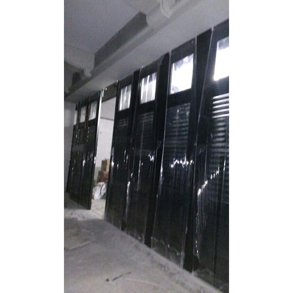 Pintu Garasi Besi Hisen