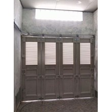 Custom Garage Door