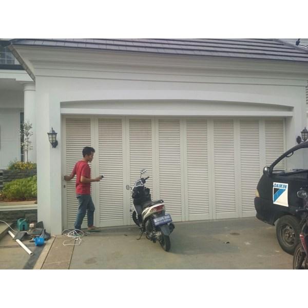 Pintu Garasi Custom