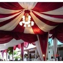 PLAFON DEKOR MURAH Dekorasi Wedding