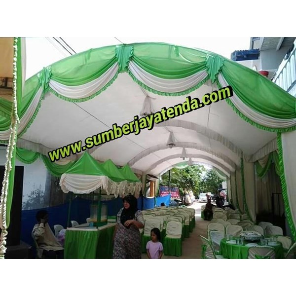 RUMBAI PONI TENDA PESTA