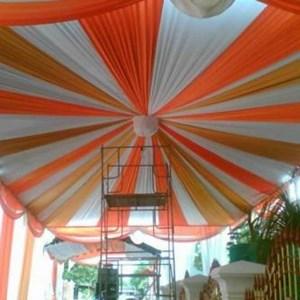 plafon dekor pesta