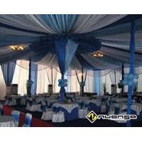 Perlengkapan Dekorasi Tenda