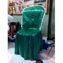 sarung kursi futura hijau lumut