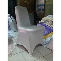 sarung kursi futura kotak putih 1