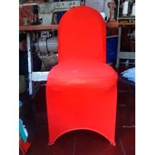 sarung kursi futura kotak merah