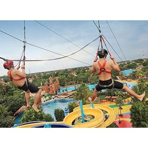 Fun Outbound At Ocean Park BSD City Tangerang By CV. Wisata Jabotabek