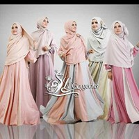 Jual Baju Muslim Lil Gorgeous
