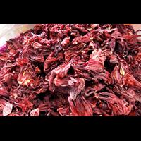 Teh Bunga Rosella Merah