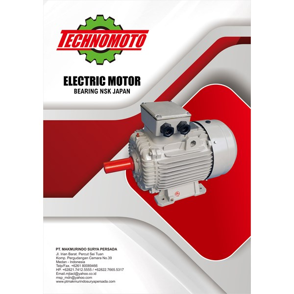 Technomoto Electro motor