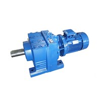 Helical Gear Motor TECHNOMOTO