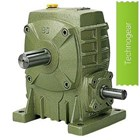 Worm Gear Reducer Technogear 1