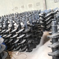 WORM SCREW - SUITABLE FOR BRAND CB - WY - US - AP