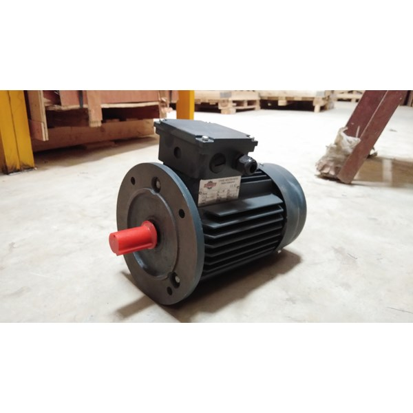 Electric Motor 3 Phase Technomoto 4P-2HP (B5) 220/380V