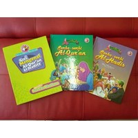Buku Paket Anak Seri Mengenal Quran & Hadis