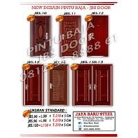 Gambar & Model Pintu Besi - JBS DOOR