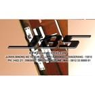Pintu Besi Motif Kayu JBS Type 90 - 10  3
