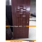 Pintu Besi Motif Kayu JBS Type 90 - 11 1