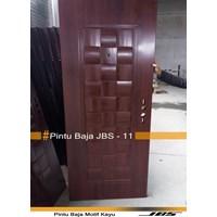 Door Steel Wood Motif JBS Type 90.10