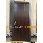 Pintu Besi Motif Kayu JBS Type 90 - 12 1