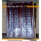 Pintu Besi Motif Kayu JBS Type 150.11 1