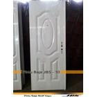 Pintu Besi Minimlias Putih - JBS DOOR TYPE 90.10 1