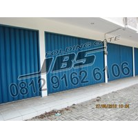 Produsen Folding Gate JBS Door