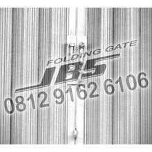 Agen Folding Gate JBS Door