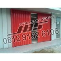 Pemasok Folding Gate JBS Door