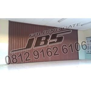Dari Suplier Folding Gate JBS Door 1