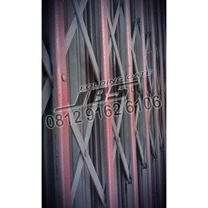 Dari Suplier Folding Gate JBS Door 3