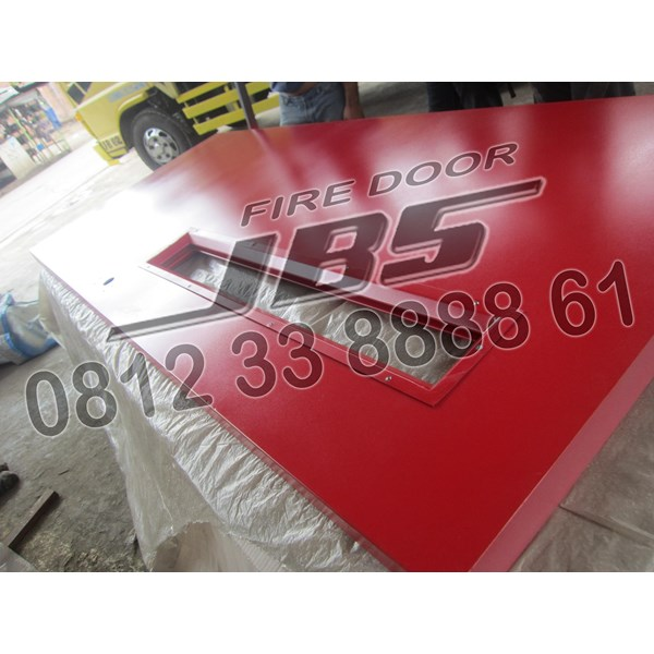 Agen Pintu Fire Door JBS