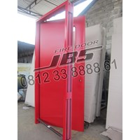 Suplier Pintu Fire Door JBS