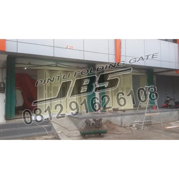 Suplier Pintu Garasi JBS Door