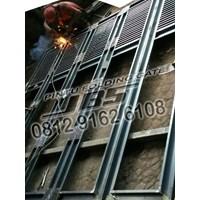 Jual Pabrik Pintu Garasi JBS Door