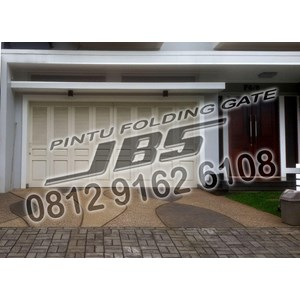 Dari Pemasok Pintu Garasi JBS Door 3