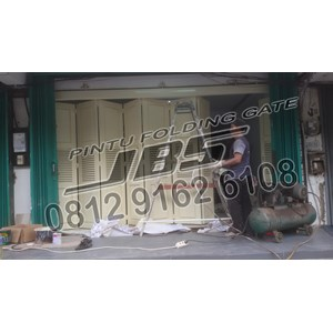 Dari Importir Pintu Garasi JBS Door 3