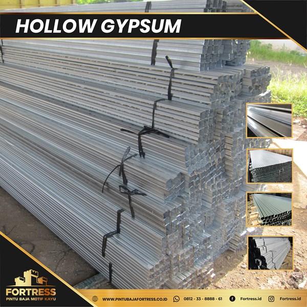 Pipa kotak Hollow Gypsum JBS