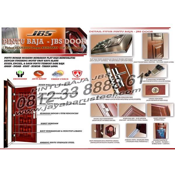 Pintu Rumah Minimalis JBS