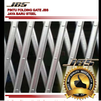 Pintu Folding JBS 3